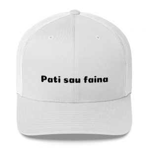 Kepurė Pati sau faina